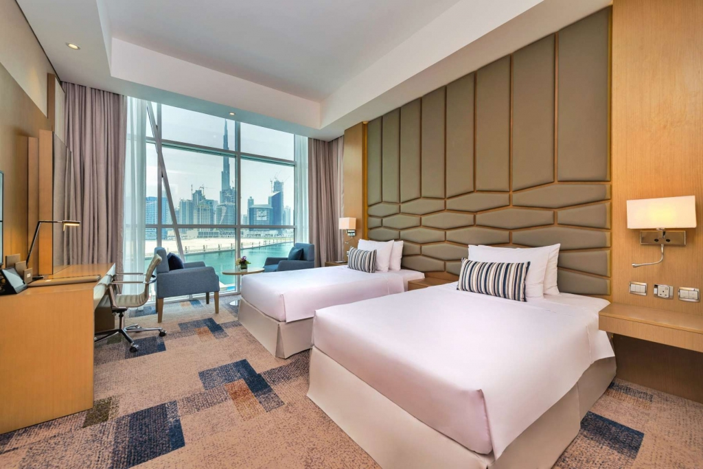 best hotels business bay Canal Central Hotel