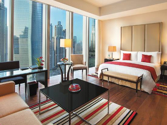 best hotels business bay oberoi