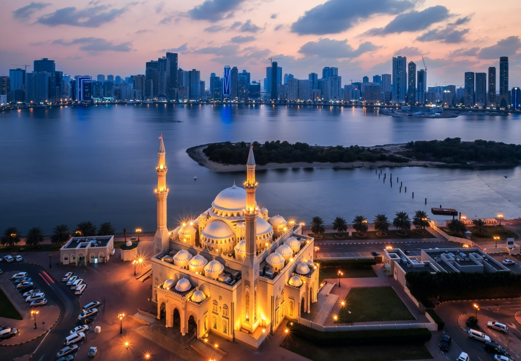 how to get from dubai to sharjah